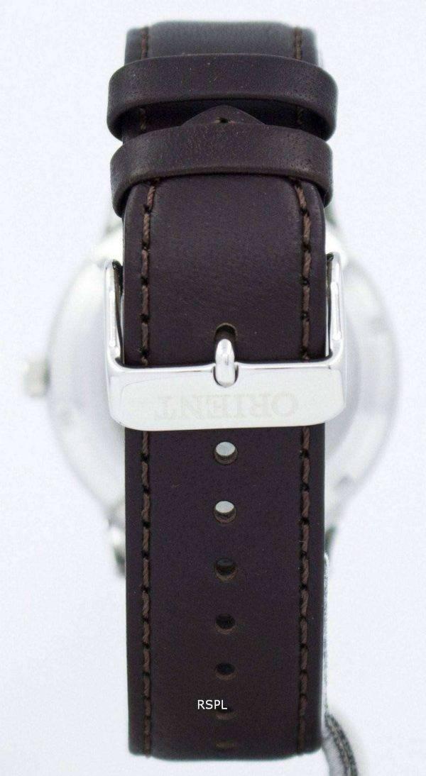 Orient 2nd Generation Bambino Version 3 Classic Automatic FAC0000EW0 AC0000EW Men's Watch