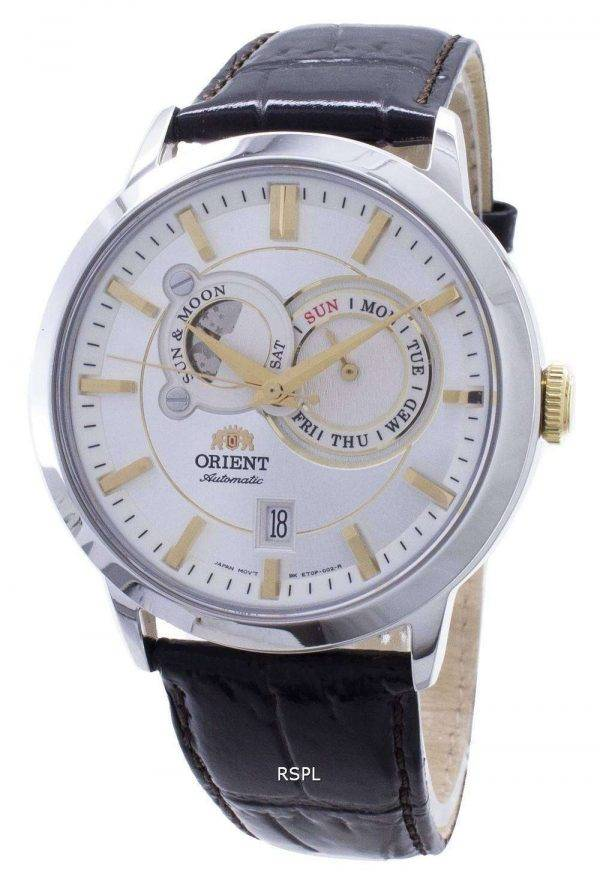 Orient Automatic Classic Sun And Moon Phase FET0P004W0 Men's Watch