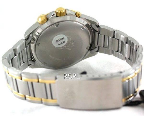 Orient Perpetual Calendar Automatic FEU03001BW Mens Watch