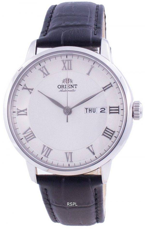 Orient Classic White Dial Automatic RA-AA0A06S0BD 100M Men's Watch