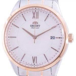 Orient Classic White Dial Automatic RA-AC0012S10D 100M Men's Watch