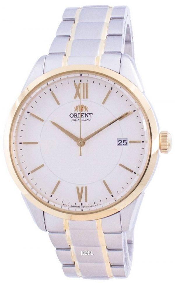 Orient Classic White Dial Automatic RA-AC0013S10D 100M Men's Watch