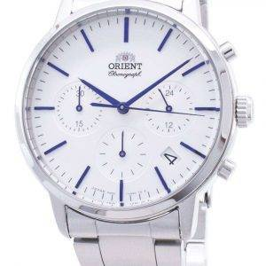 Orient Contemporary Chronograph RA-KV0302S00C Quartz Japan Made Men's Watch