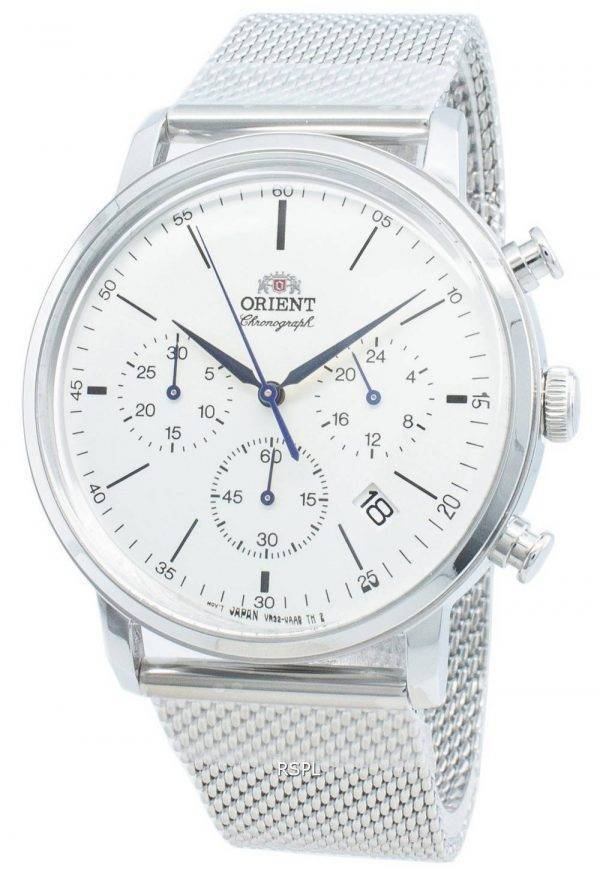 Orient Classic RA-KV0402S10B Chronograph Quartz Men's Watch