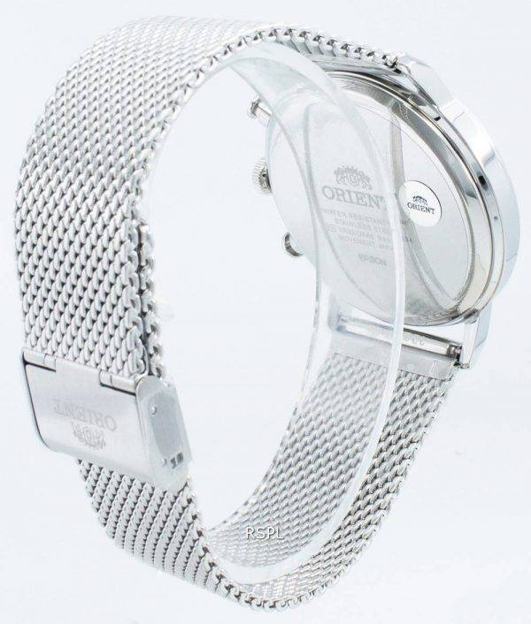 Orient Classic RA-KV0402S10B Chronograph Quartz Men's Watch