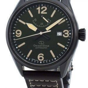 Orient Star RE-AU0201E00B Automatic Power Reserve Men's Watch
