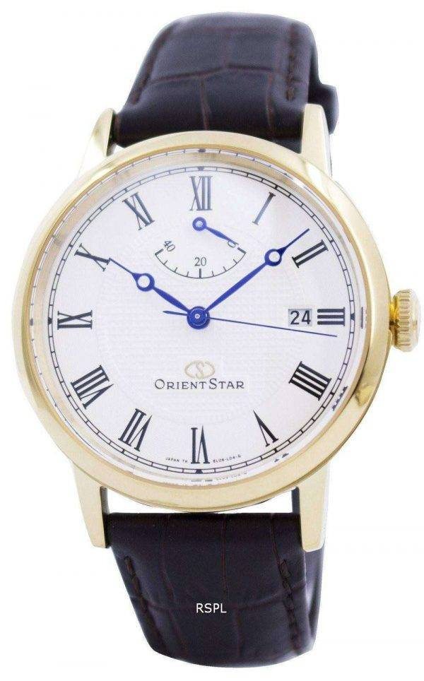 Orient Star Elegant Classic Automatic Power Reserve SEL09002W0 EL09002W Men's Watch