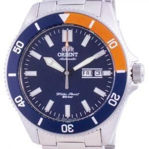 Orient Sports Diver Blue Dial Automatic RA-AA0913L19B 200M Men's Watch