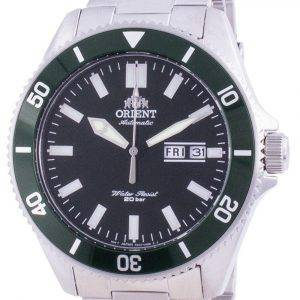 Orient Sports Diver Green Dial Automatic RA-AA0914E19B 200M Men's Watch