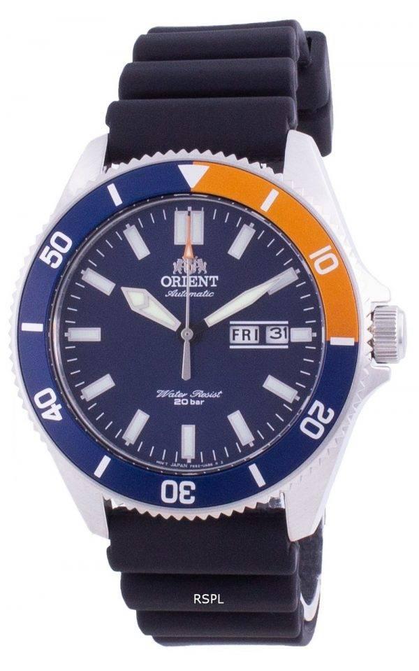 Orient Sports Diver Blue Dial Automatic RA-AA0916L19B 200M Men's Watch