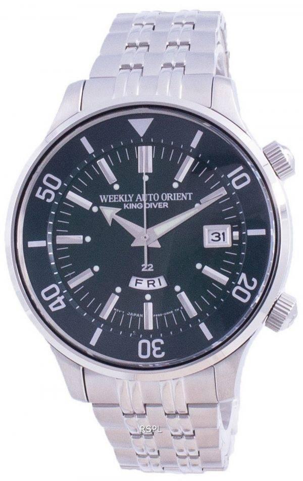 Orient King Diver Automatic RA-AA0D03E1HB 200M Men's Watch