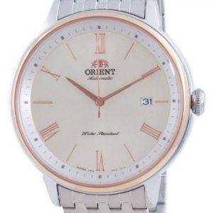 Orient Contemporary Automatic Champagne Dial RA-AC0J01S00C Men's Watch