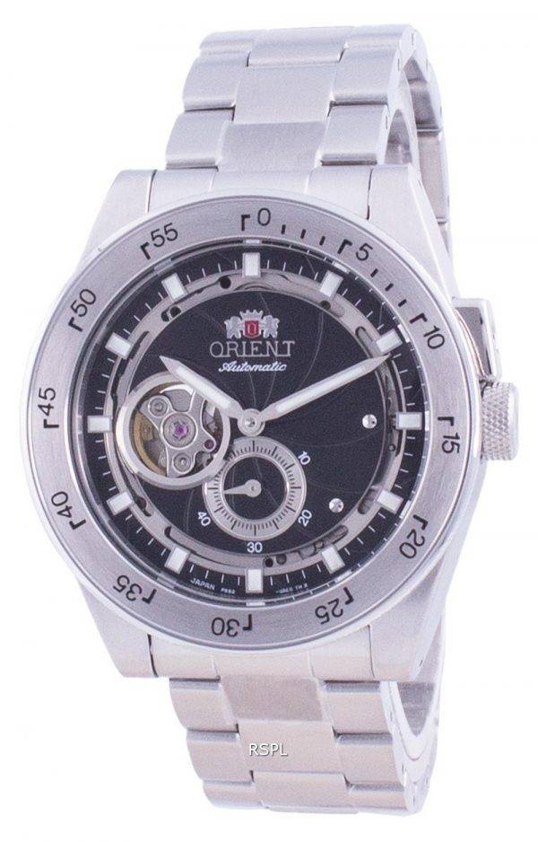 Orient Retro Future Camera Open Heart Automatic RA-AR0201B00C Men's Watch
