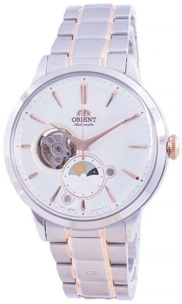 Orient Classic Bambino Sun & Moon Phase Automatic RA-AS0101S10B Men's Watch