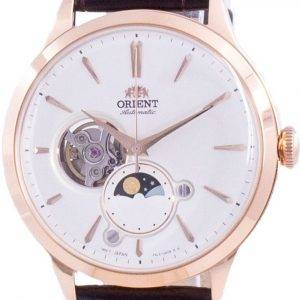 Orient Sun & Moon Phase Open Heart Dial Automatic RA-AS0102S10B Men's Watch