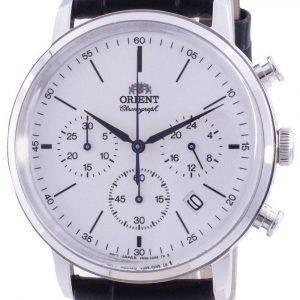 Orient Classic RA-KV0405S10B Quartz Chronograph Men's Watch