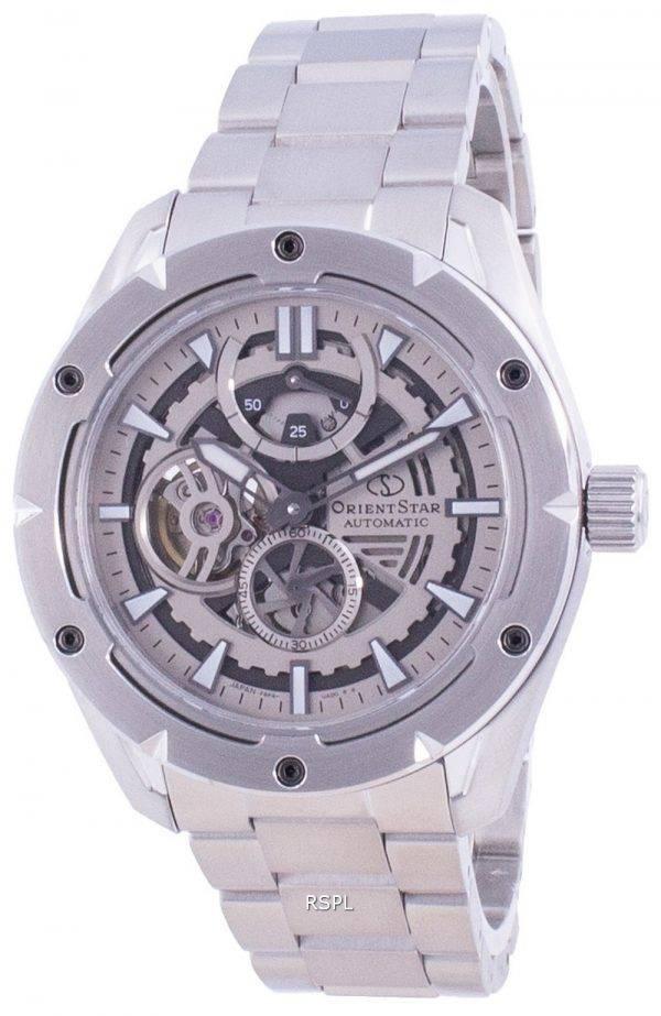 Orient Star Avant-Garde Open Heart Automatic RE-AV0A02S00B Japan Made 100M Men's Watch