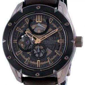 Orient Star Avant Garde Skeleton Automatic RE-AV0A04B00B 100M Men's Watch